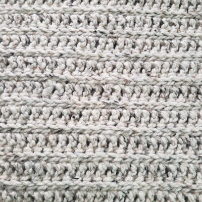 How to Slip Stitch Crochet (SL ST)