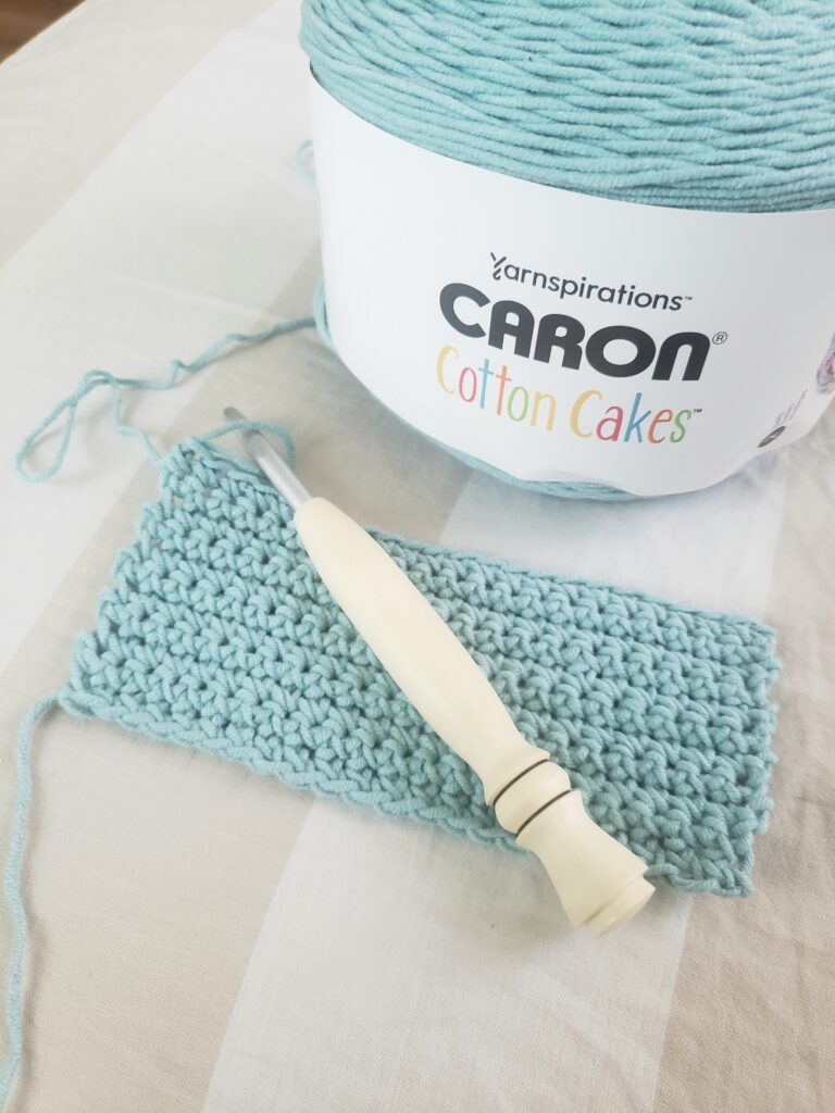Single Crochet Stitches
