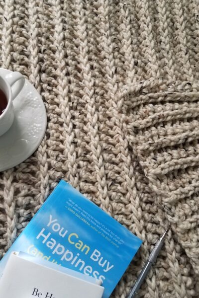 Puget Sound Crochet Blanket pattern