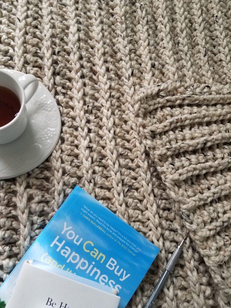 Puget Sound Crochet Blanket Pattern from Kind Of Knit