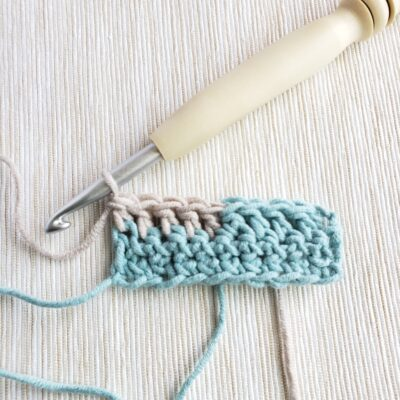 How to Change Yarn Colors in Crochet