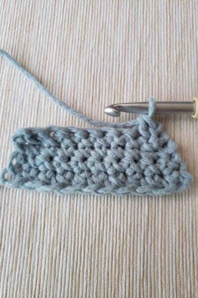Invisible Decrease in Crochet